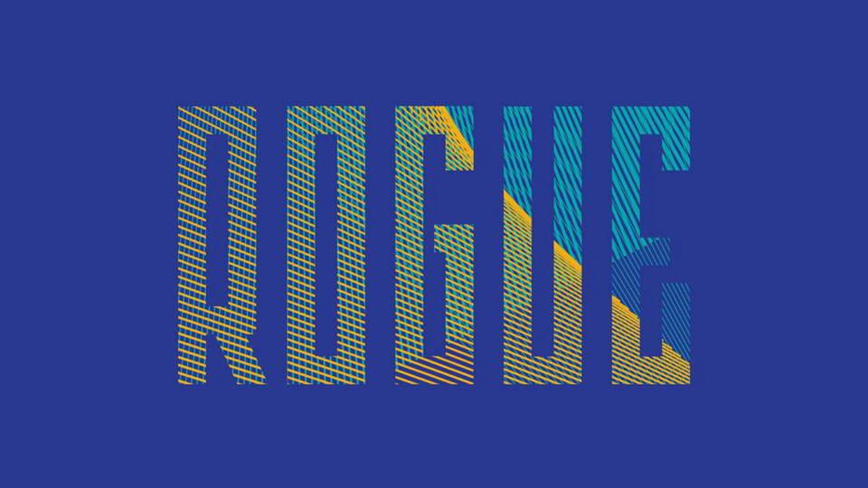 rogue free font download