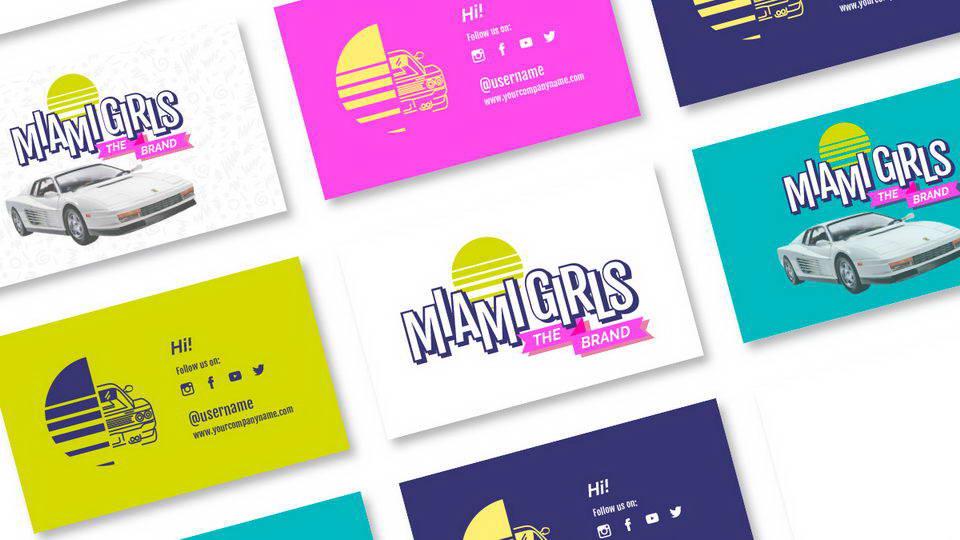 free logo branding pack