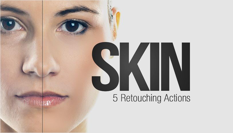 skin retouching actions ps