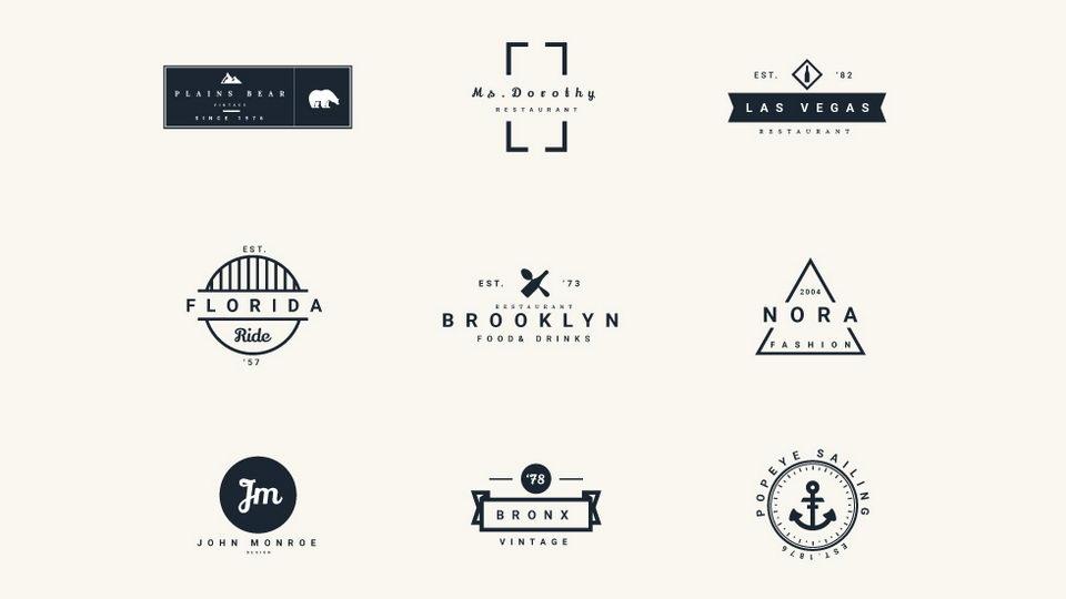 Graphic Designer Personal Logos Pinterest
