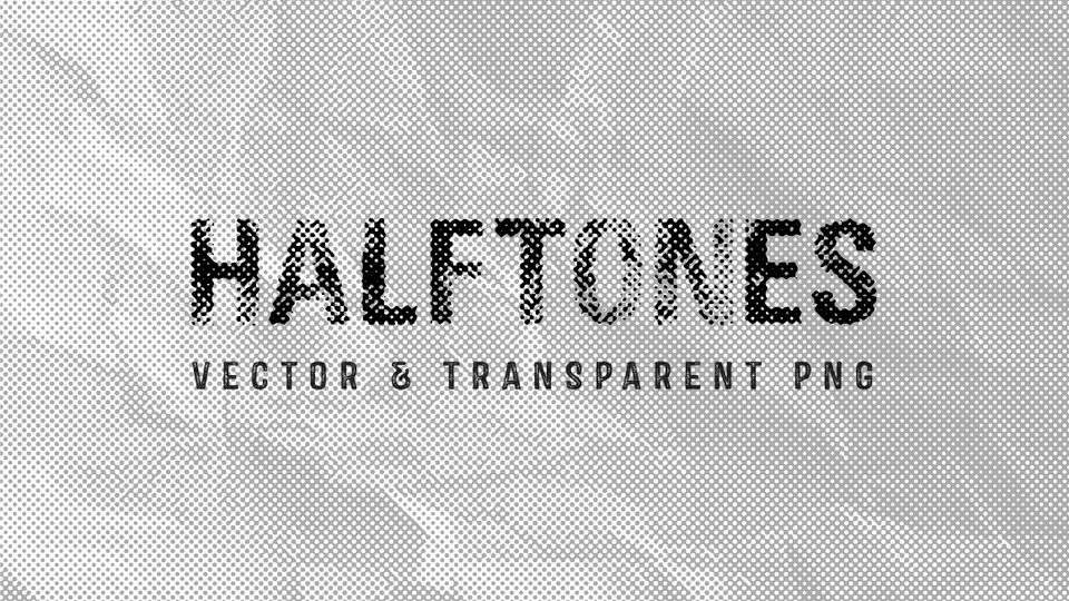 30 Free Halftone Textures · Pinspiry