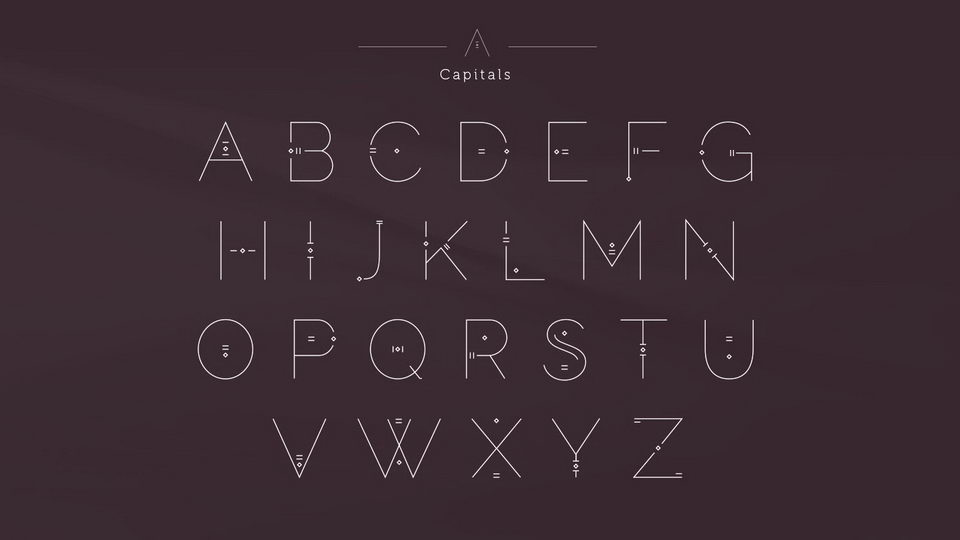 Persephone Free Font · Pinspiry