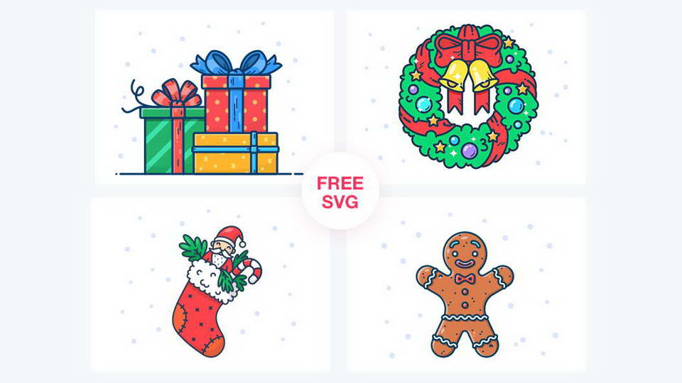christmas free graphics