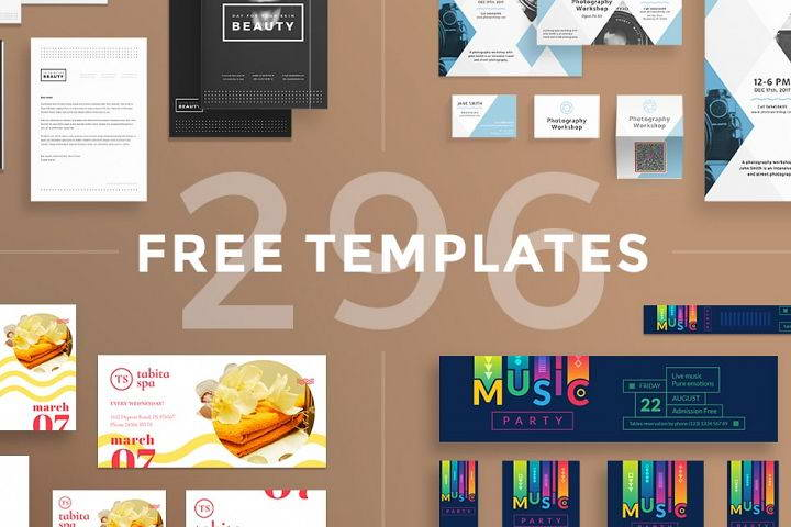 free branding templates