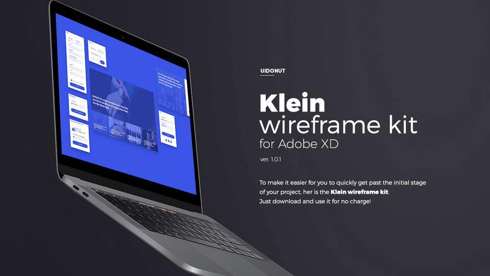 klein wireframe free kit