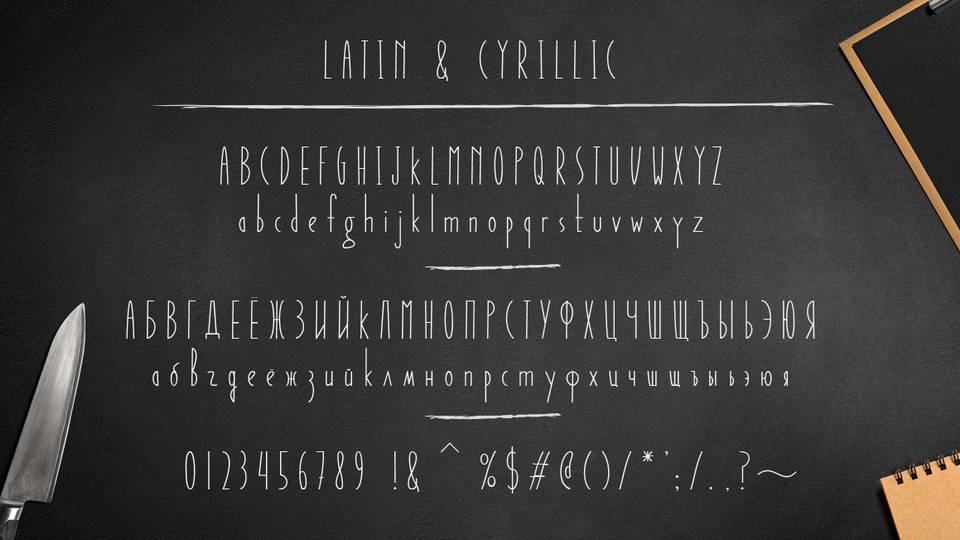 cyrillic handwriting font free download