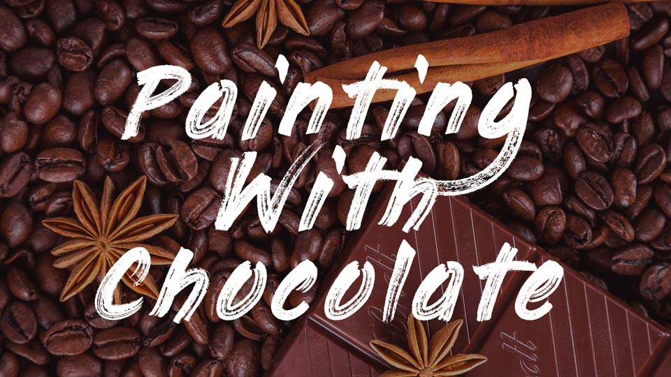 paintingwithchocolatefont