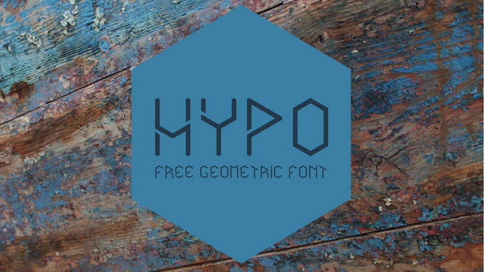 hypo free font download