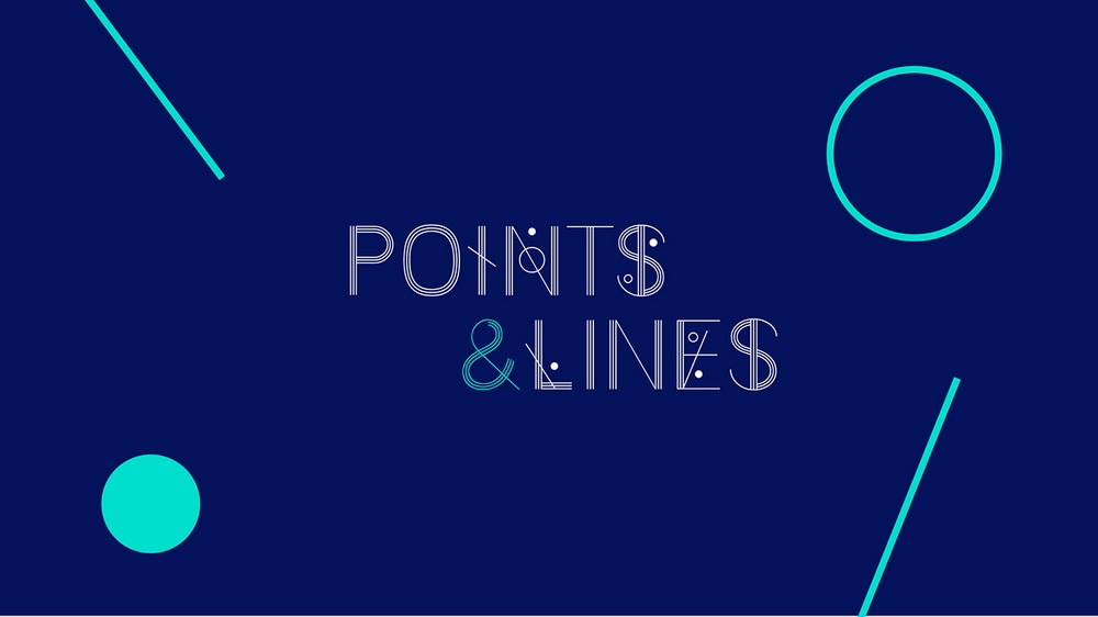 pointslines