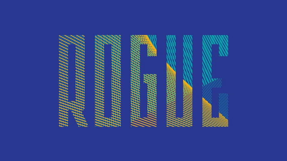 rogue free font download