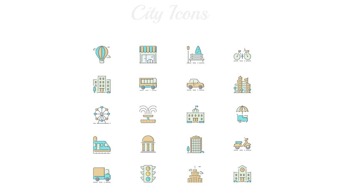 urbanicons