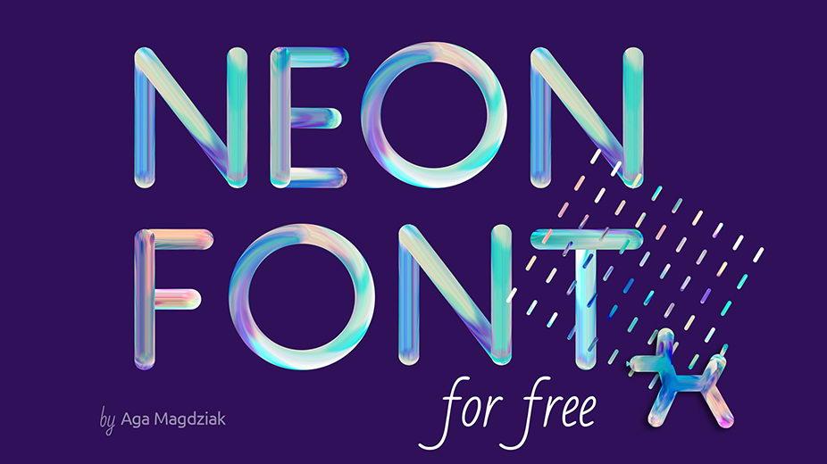 freeneonfont
