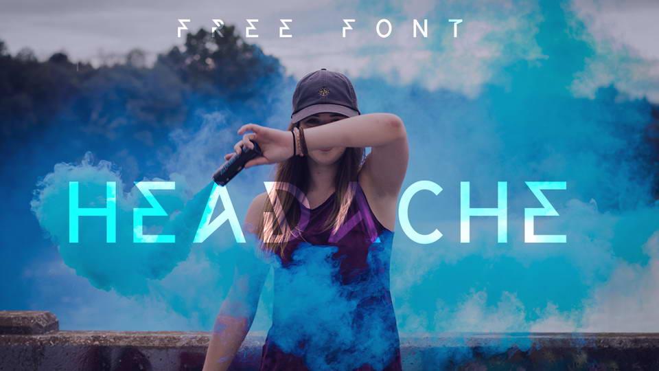 headache free font