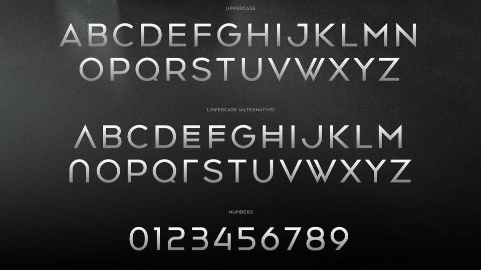 Agus Sans Free Font · Pinspiry