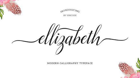 elizabethfreefont
