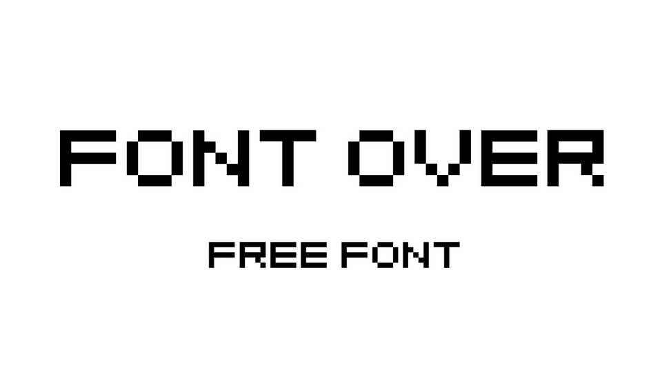 font over free font