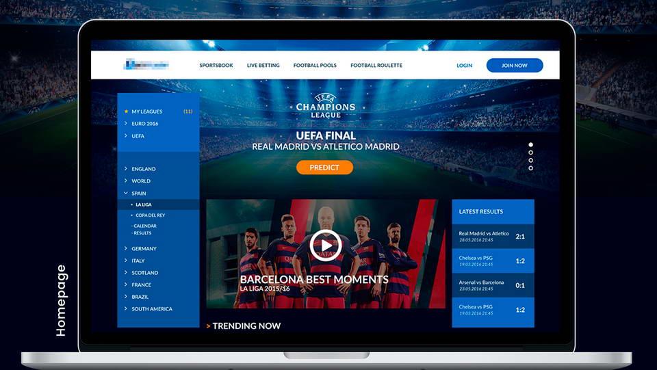 sport web free psd