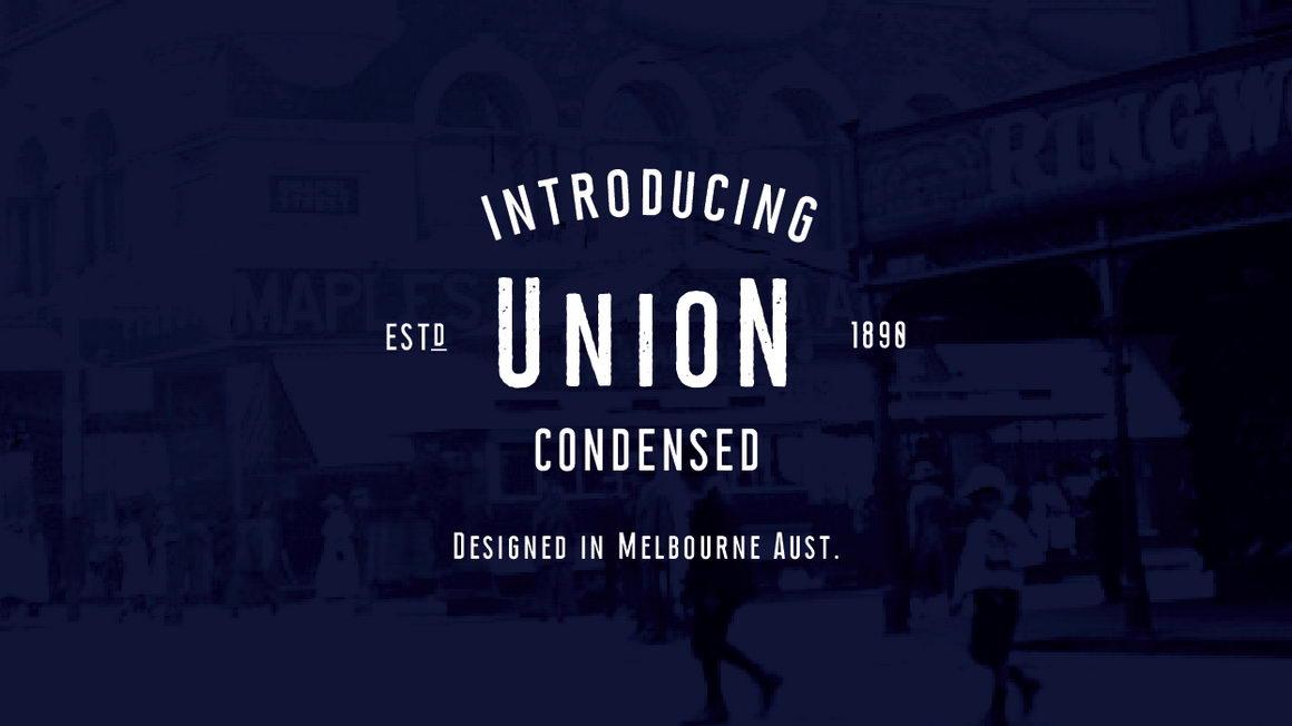 unionconsidered