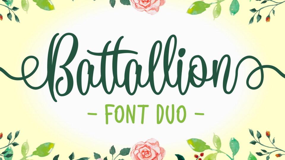 battallion