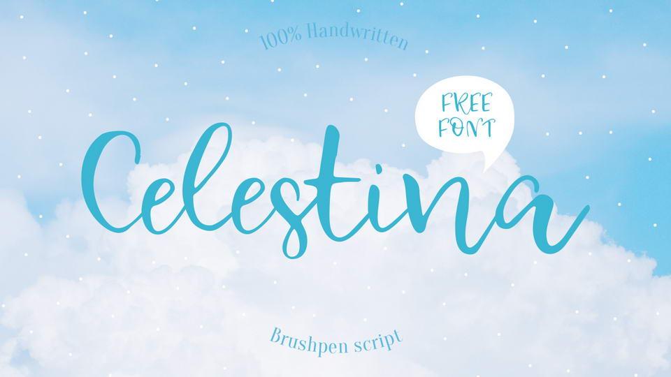 celestina font download