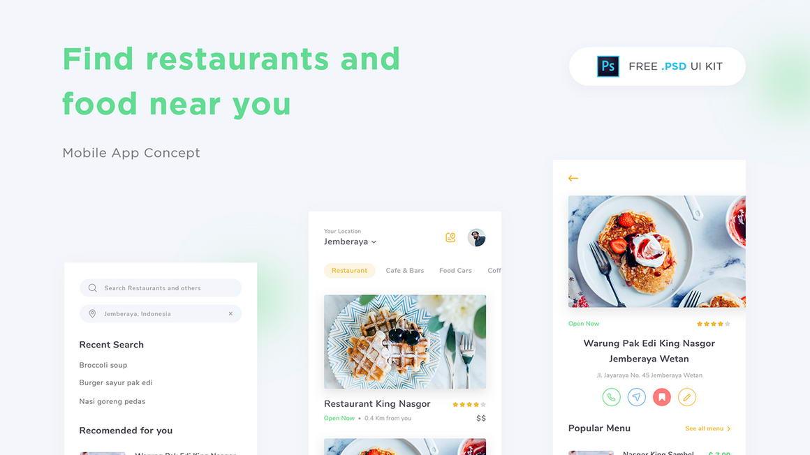 restaurantappuikit