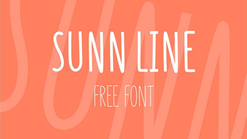 sunn free font family