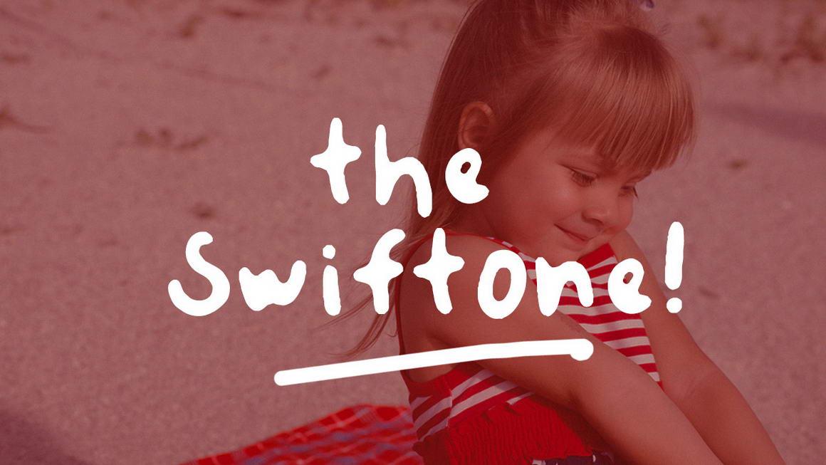 swiftone free font