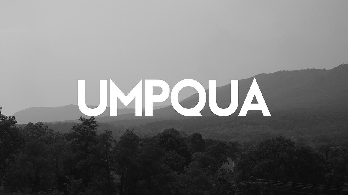 umpquafreefont