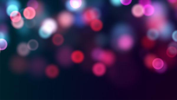 bokeh free background