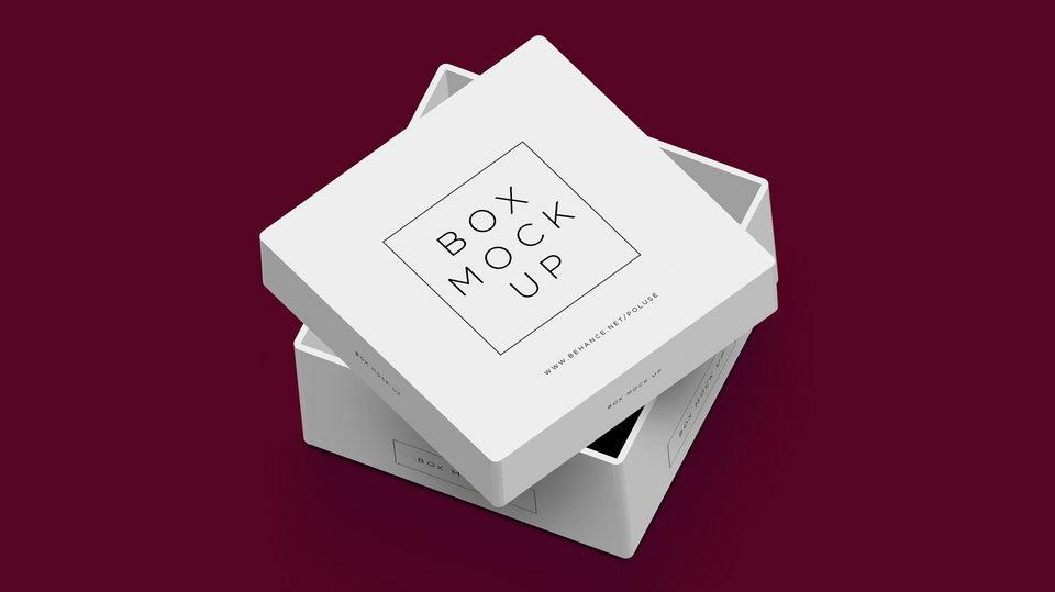box free mockup psd
