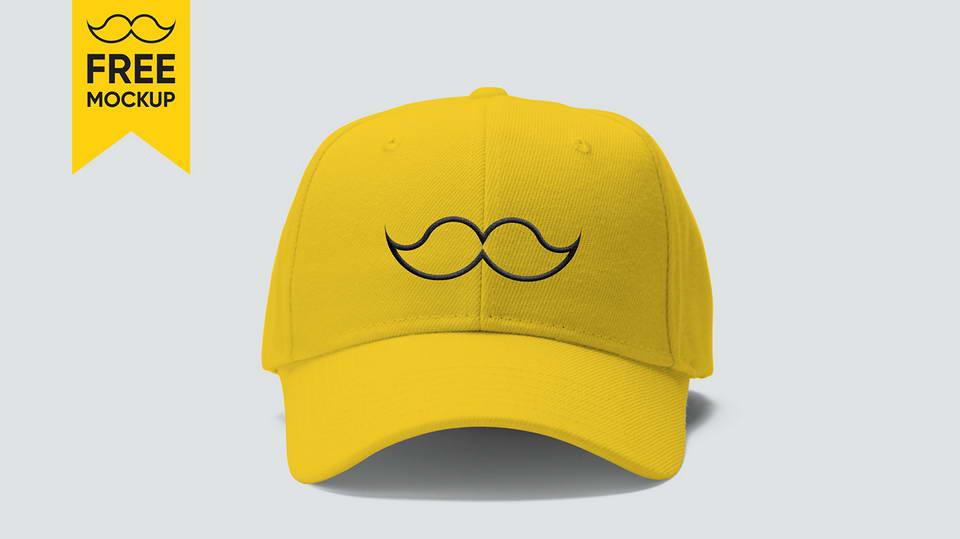 free cap mockup