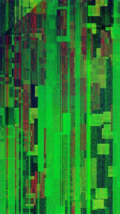 glitch error texture