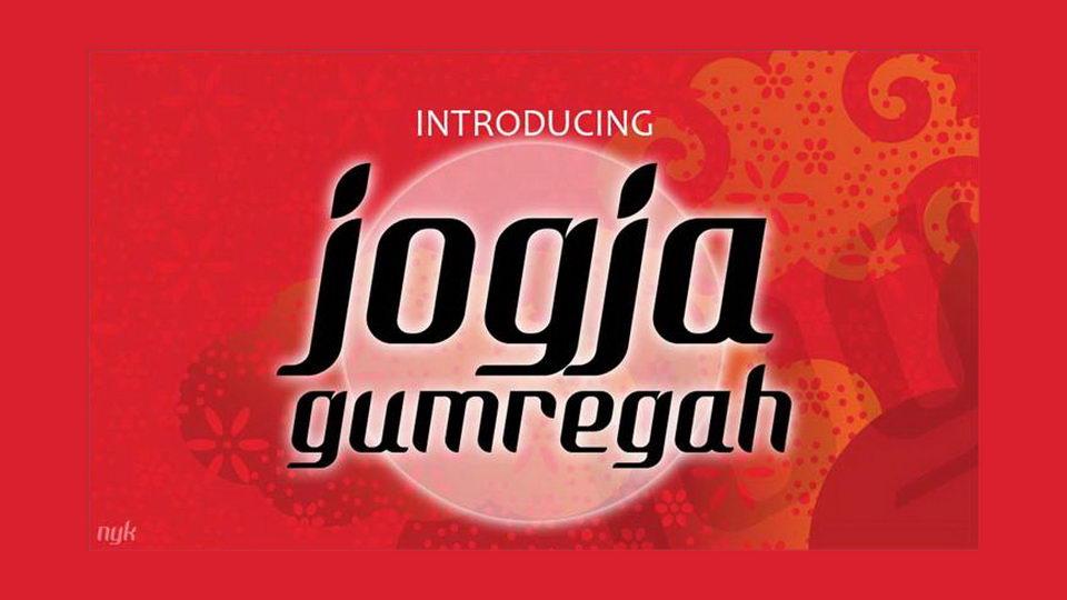 jogia script free font