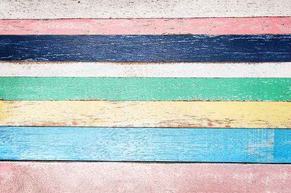 colored wood board texture