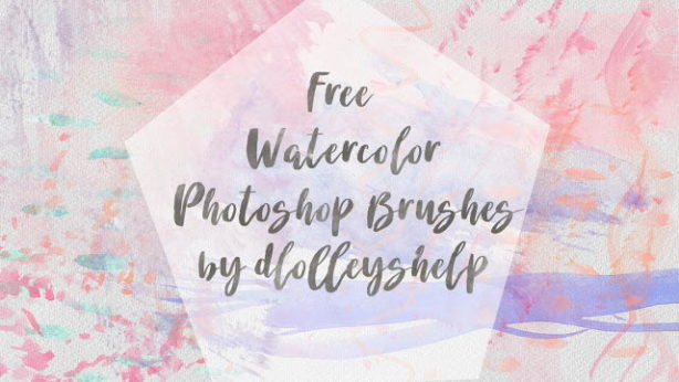 photoshop brush watercolor