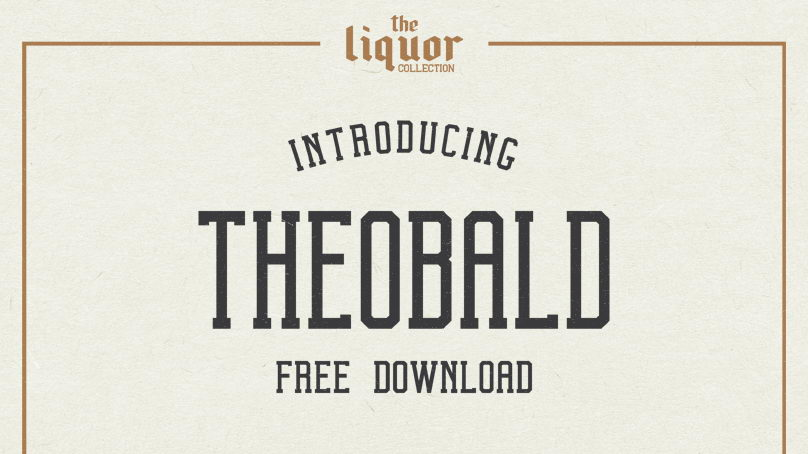 theobald font download