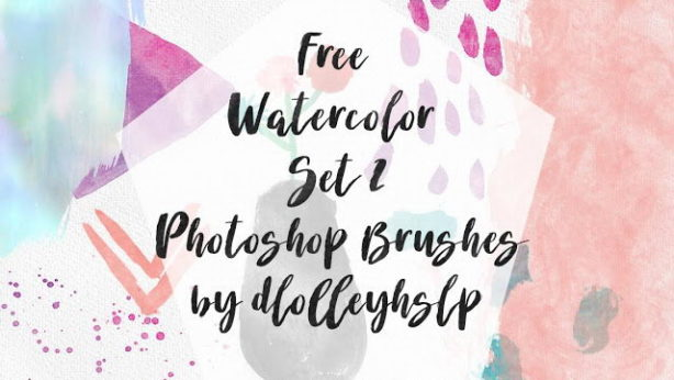 watercolor brush free