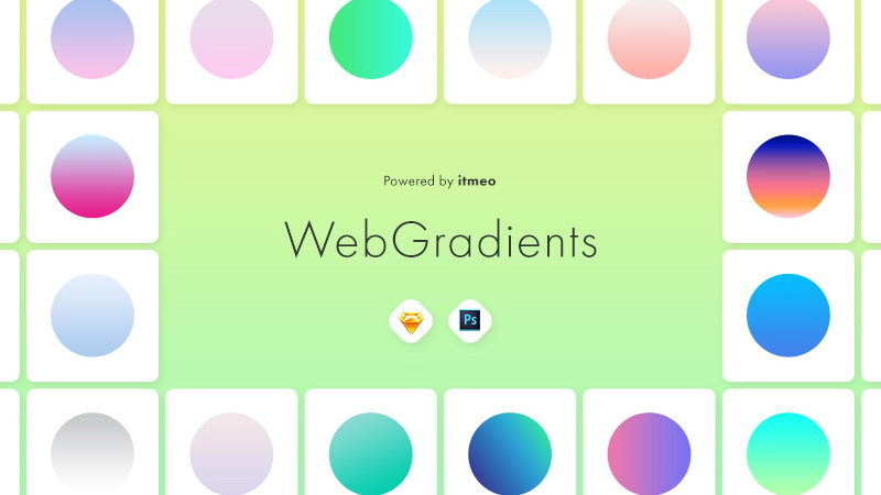 web gradients free