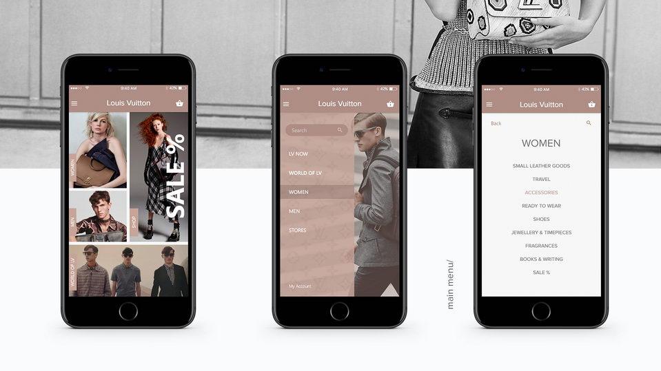 ecommerce app free ui kit