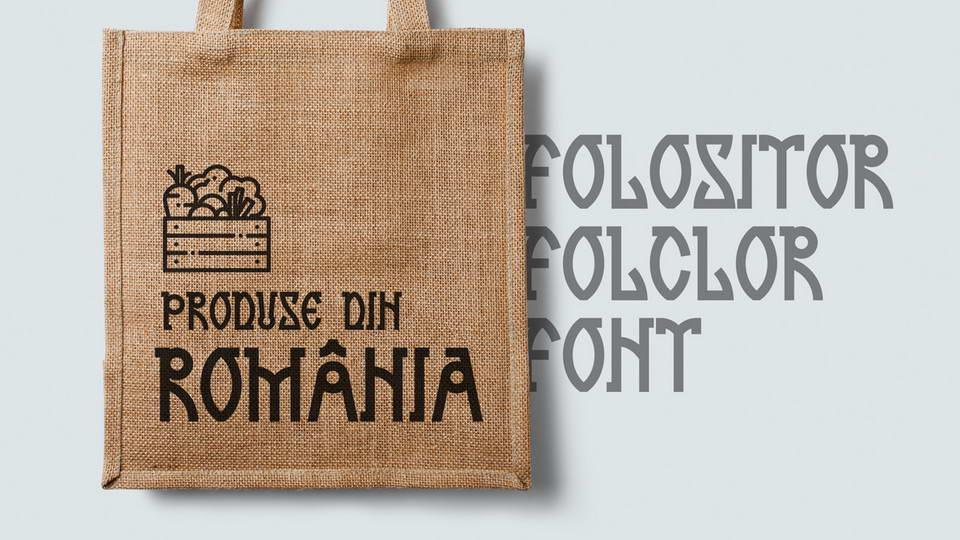 folcklor ethno font