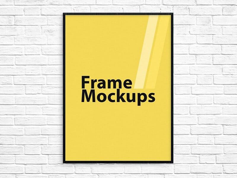 frame poster free