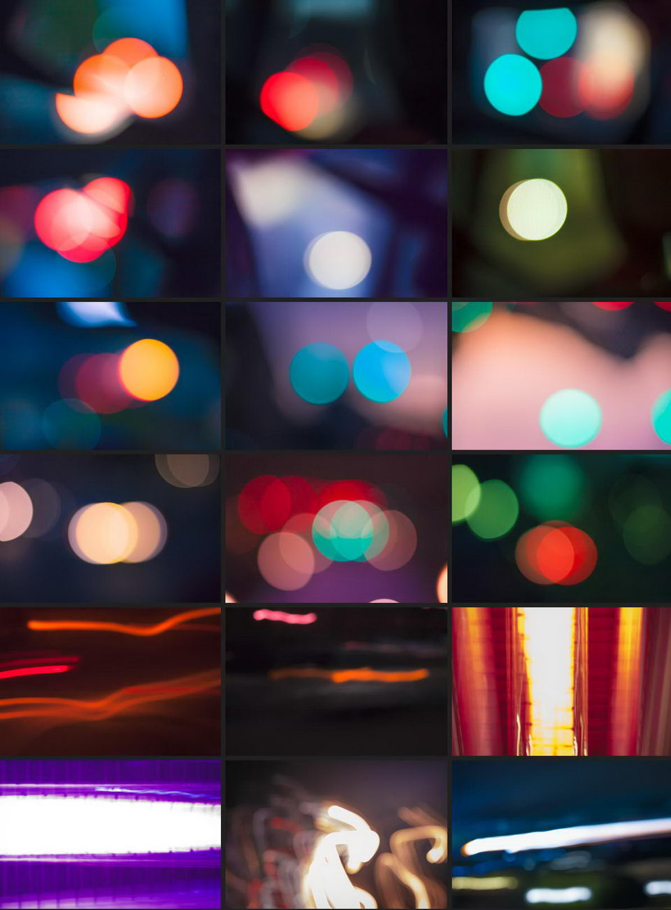 free bokeh pictures