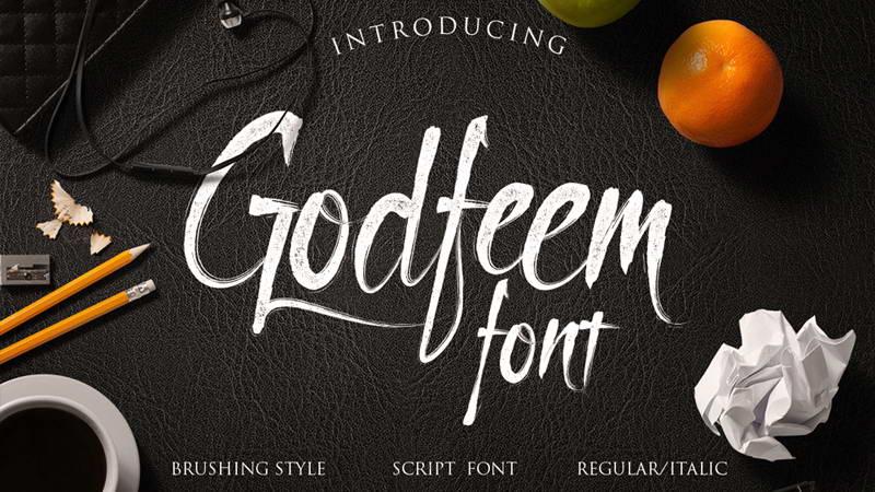 godfem free font