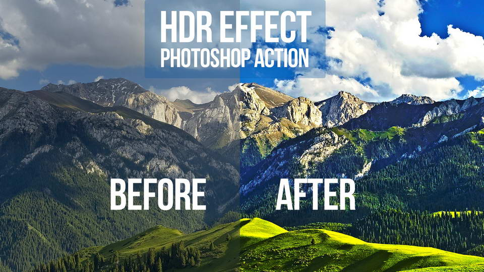 hdr ps action