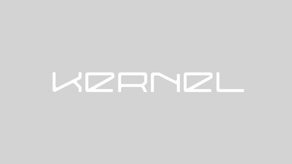 kernel free font