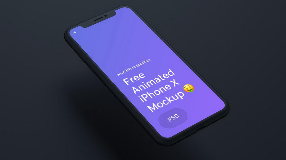 iphone animated mockup