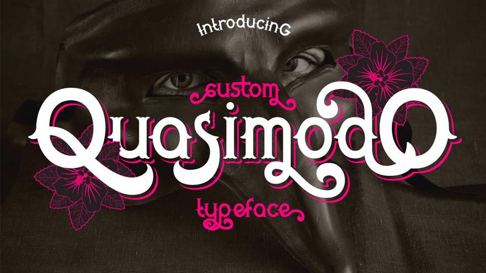 quasimodo free font