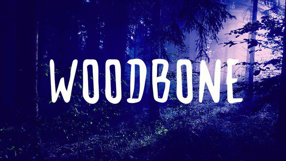 woodbone font free