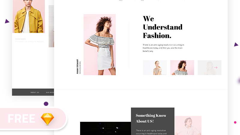 fashion website free