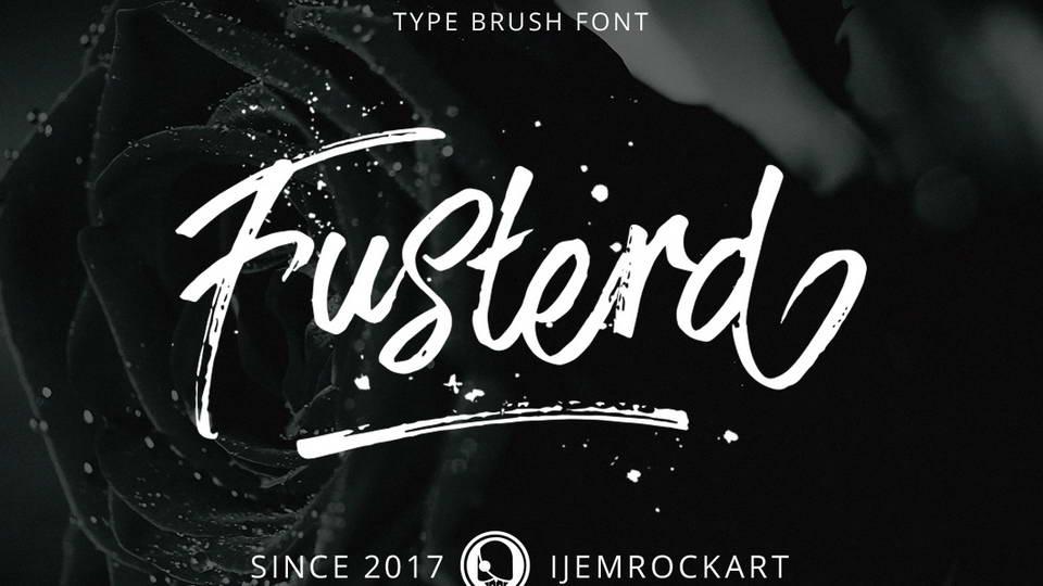 fusterd free font